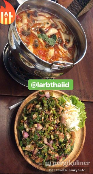 Foto - Makanan di Larb Thai Cuisine oleh Hansdrata.H IG : @Hansdrata