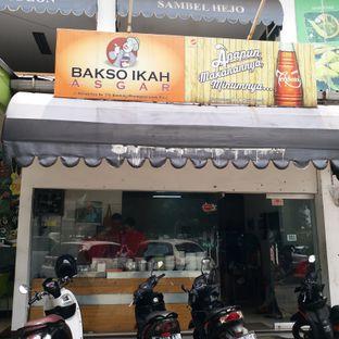 Foto 4 - Eksterior di Bakso Ikah Asgar oleh Kuliner Limited Edition