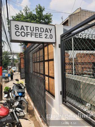 Foto 3 - Eksterior di Saturday Coffee 2.0 oleh Selfi Tan