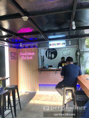 Foto 3 - Interior di Burger Plan oleh Cubi