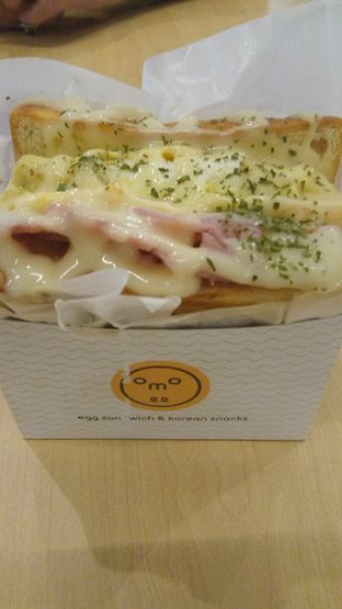 Foto - Makanan di Omo Egg Sandwich & Korean Snacks oleh Mega Listania