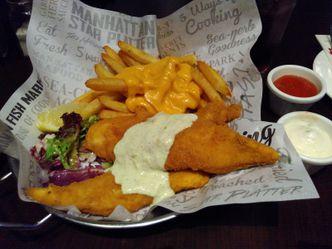 Foto Makanan di The Manhattan Fish Market