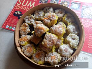 Foto 1 - Makanan di Dimsum Benhil oleh Jajan Rekomen