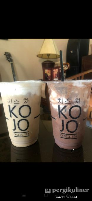Foto review Kojo Cheese Tea oleh Mich Love Eat 1
