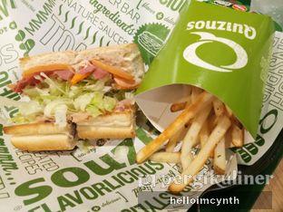 Foto 3 - Makanan di Quiznos oleh cynthia lim