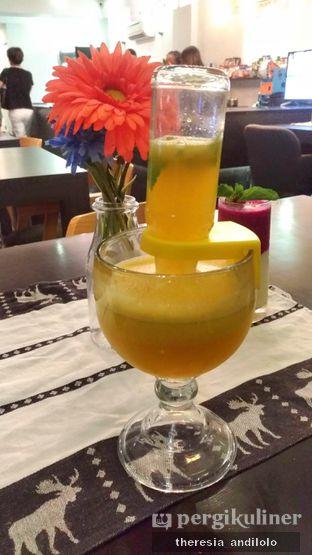 Foto review 101+ Juice oleh IG @priscscillaa  1