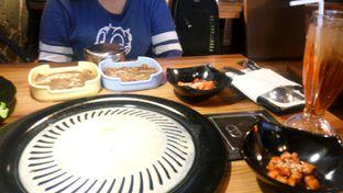 Foto 2 - Makanan di Cha Ra Da Korean BBQ oleh Fadhlur Rohman