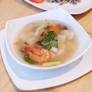 Foto 1 - Makanan(Seafood Clear Soup) di Thai Xtreme oleh dk_chang