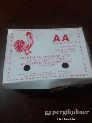 Foto 1 - Makanan di Martabak AA oleh UrsAndNic