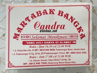 Foto 3 - Interior di Martabak Bangka Candra oleh Levina JV (IG : @levina_eat & @levinajv)
