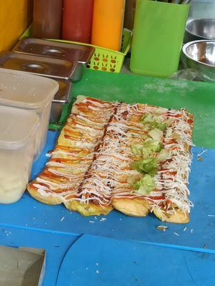 Foto review Rotea Roti Long John N' Pizza oleh Rachmat Kartono 2