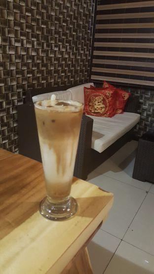 Foto - Makanan(Iced Caramel Macchiato) di WJ De' Cafe oleh Oswin Liandow