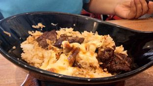 Foto 3 - Makanan(Black pepper beef) di The Yumz oleh Komentator Isenk