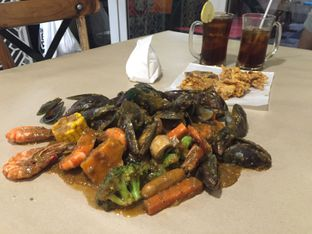 Foto 2 - Makanan di Cut The Crab oleh Theodora