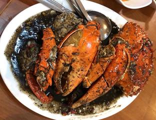 Foto 1 - Makanan di Makassar Seafood Pelangi oleh Mitha Komala
