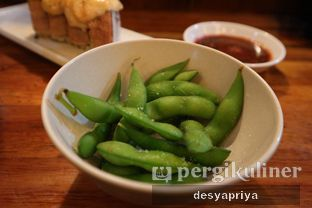 Foto 3 - Makanan(Edamame) di Umaku Sushi oleh Desy Apriya