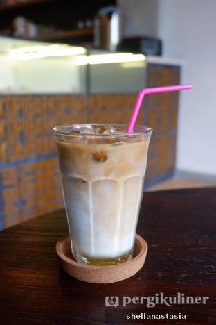 Foto 1 - Makanan(Hazelnut Latte) di KopiBar oleh Shella Anastasia