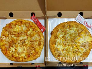 Foto review Pizza Hut Delivery (PHD) oleh JC Wen 3