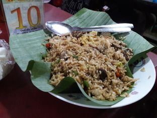 Foto 2 - Makanan di Nasi Goreng Mas Yono oleh Isnani Nasriani