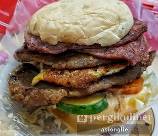 Foto 3 - Makanan di Blenger Burger oleh Asiong Lie @makanajadah
