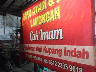 Foto review Soto Ayam & STMJ Lamongan Cak Imam oleh Affandi Bimantoro 2