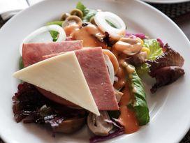 foto The Mezzanine Restaurant - Atria Hotel
