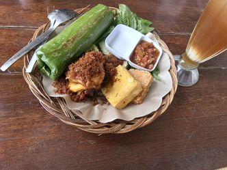 Foto Makanan di Taste of Bandung