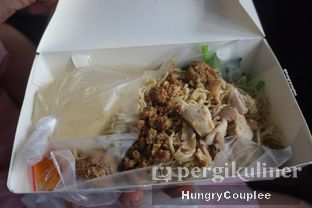 Foto 1 - Makanan di Bakmie Wie Sin oleh Hungry Couplee