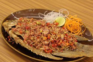 Foto 1 - Makanan(Gurame Kecombrang) di Aromanis oleh Hans Latuheru | @hanslatuheru