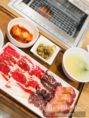 Foto 2 - Makanan(beef tongue, harami dan karubi) di Yakiniku Like oleh Sienna Paramitha