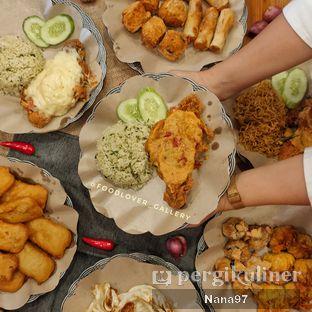 Foto 1 - Makanan di Geprek Gold Chick oleh Nana (IG: @foodlover_gallery)