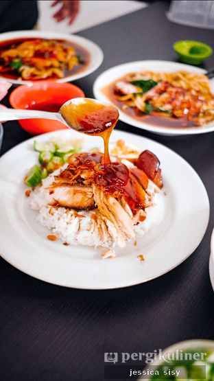 Foto review Lomie Kangkung Cucu Pinangsia oleh Jessica Sisy 1