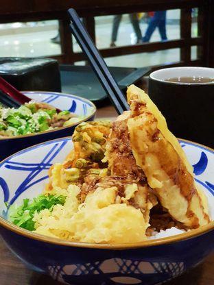 Foto 1 - Makanan di Marugame Udon oleh NJAJANTOK SURABAYA