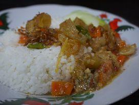 foto Ayam Geprek Jahanam Bang Samson