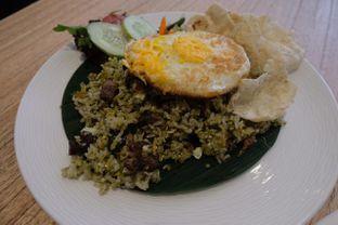Foto 2 - Makanan(Oxtail fired rice with green chili) di MAMAIN oleh Pengembara Rasa