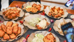 Foto 5 - Makanan di Geprek Gold Chick oleh deasy foodie