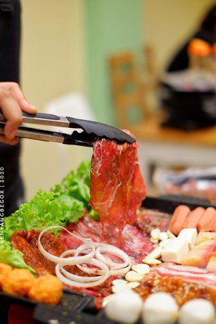 Foto review Bak Bak Korean BBQ oleh vionna novani 1