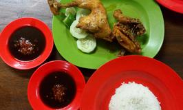 Ayam Goreng Jakarta Asli