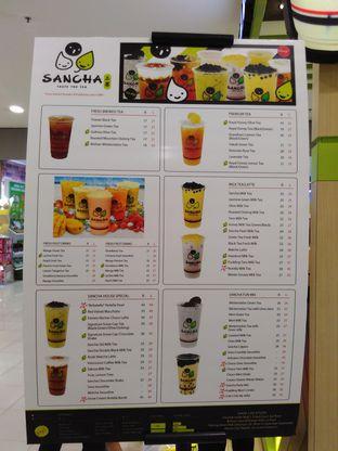 Foto review Sancha oleh Rahmi Febriani 2