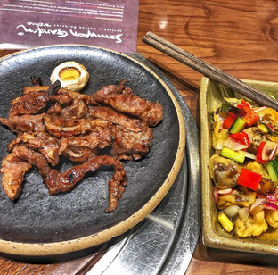 Foto 2 - Makanan di Samwon Garden oleh Mitha Komala