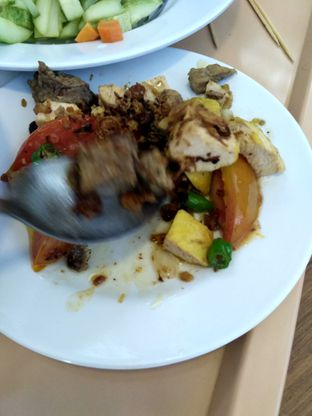 Foto 4 - Makanan di Soto Betawi H. Mamat oleh Stella Griensiria