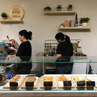 Foto 2 - Interior di Crema Sweet and Savoury oleh Della Ayu