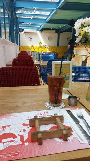 Foto 1 - Makanan di Yelo Eatery oleh Rahadianto Putra