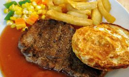 Cikawao Steak