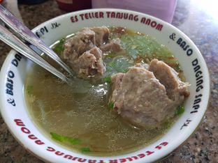 Foto 1 - Makanan di Es Teler Tanjung Anom & Baso Daging Sapi oleh Rizky Sugianto