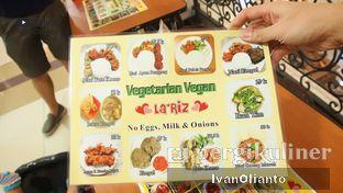 Foto review La'riz Vegetarian oleh Ivan Olianto 5