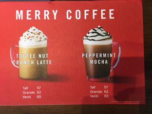 Foto 2 - Menu di Starbucks Coffee oleh Mariane  Felicia