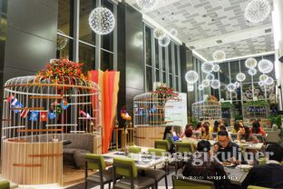 Foto 8 - Interior di Voyage Restaurant - Harris Vertu Hotel oleh Oppa Kuliner (@oppakuliner)