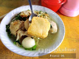 Foto 5 - Makanan di Bakso Aloy oleh Fransiscus