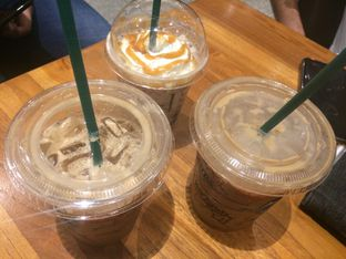 Foto 2 - Makanan di Starbucks Coffee oleh Irine
